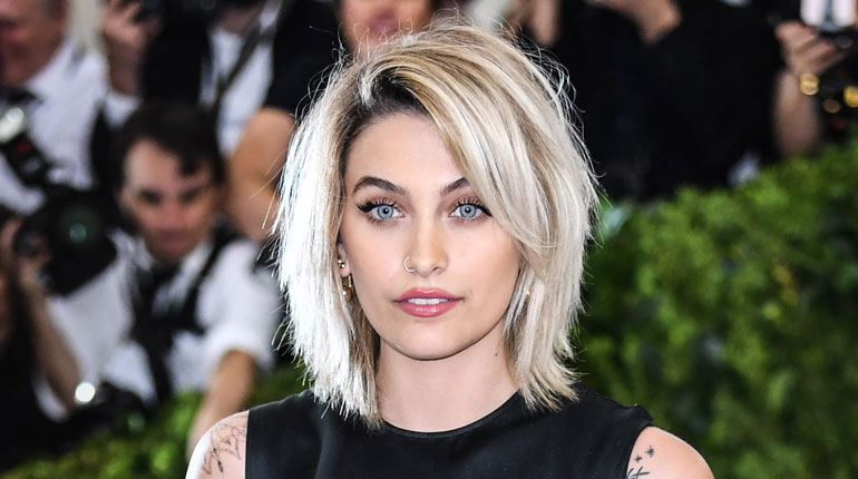 Paris Jackson Goes Topless to Keep Her Hype Going | The