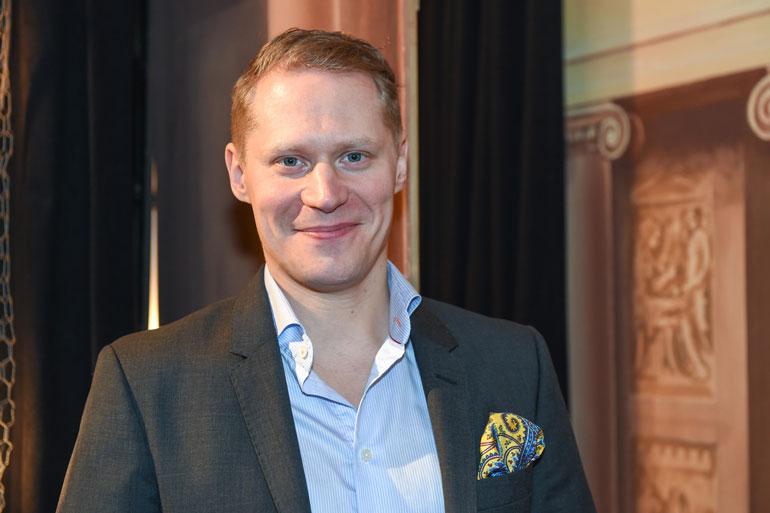 Imitaattori Jarkko Tamminen