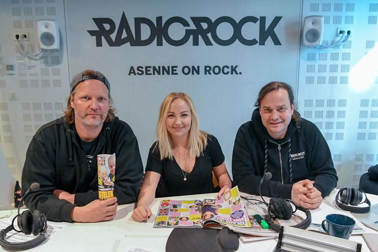 Radio Rock Korporaatio Juontajat