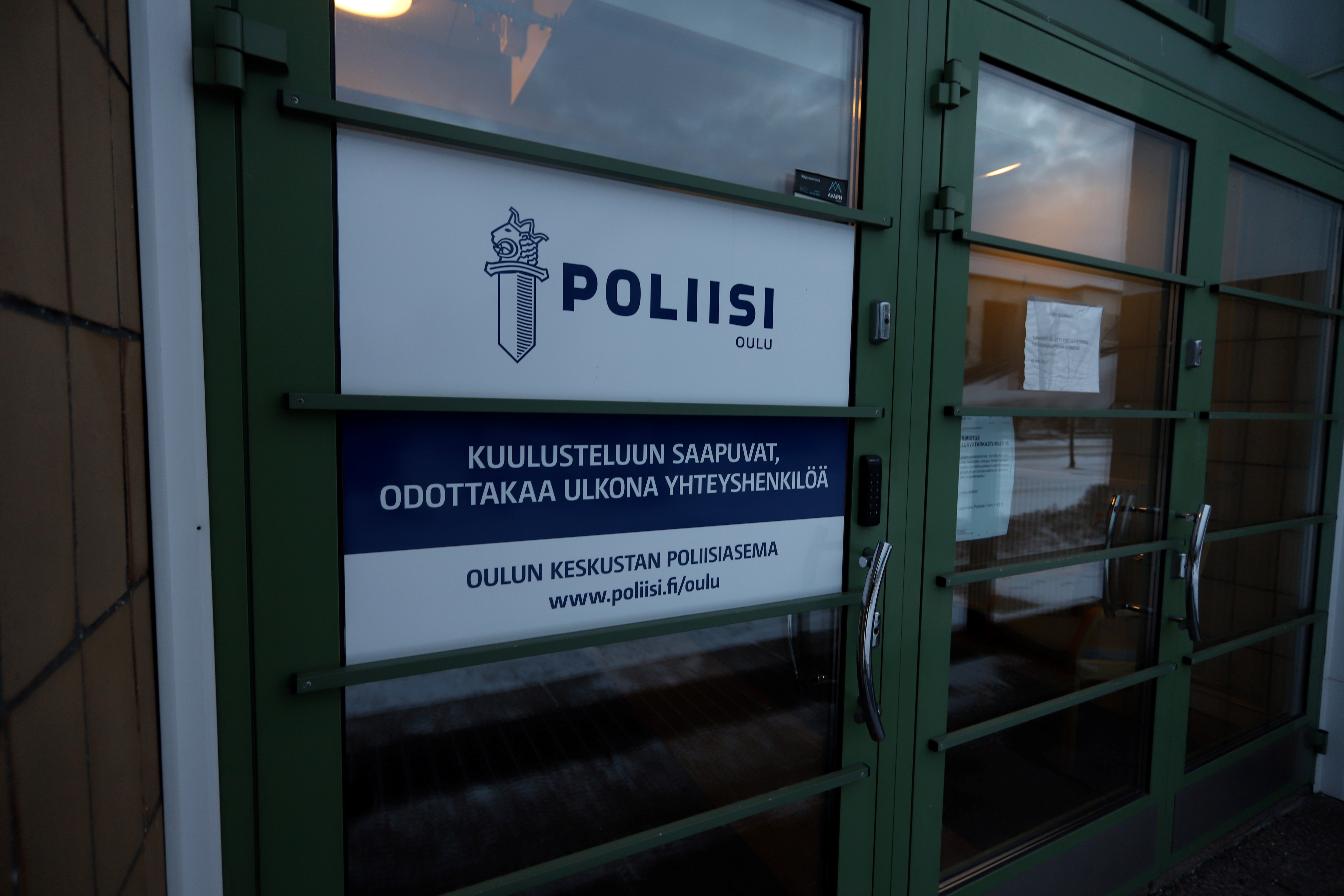 Oulu Poliisi