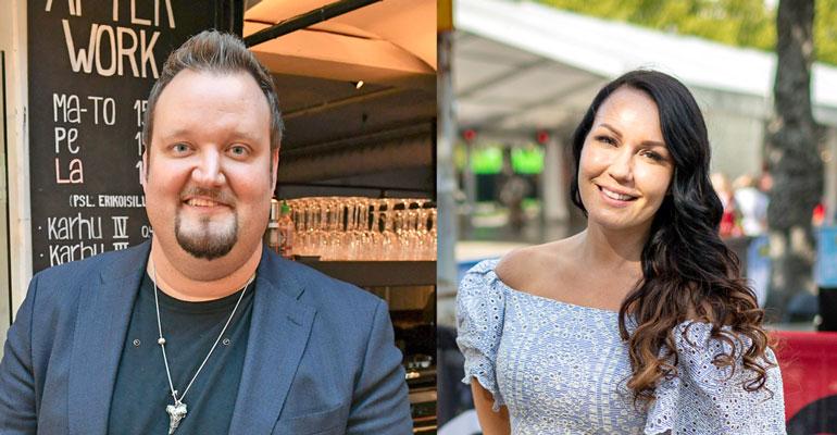 Saija Tuupanen Ja Sami Hedberg