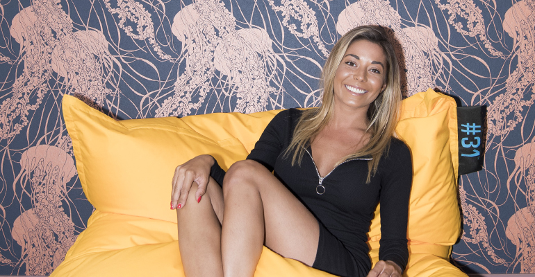 Amanda Harkimo Big Brother