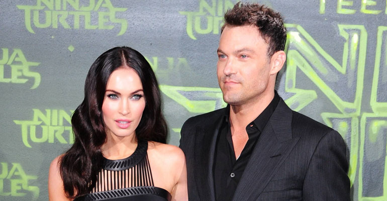 Megan Fox: pariskunta elänyt jo yli puoli vuotta erillään...