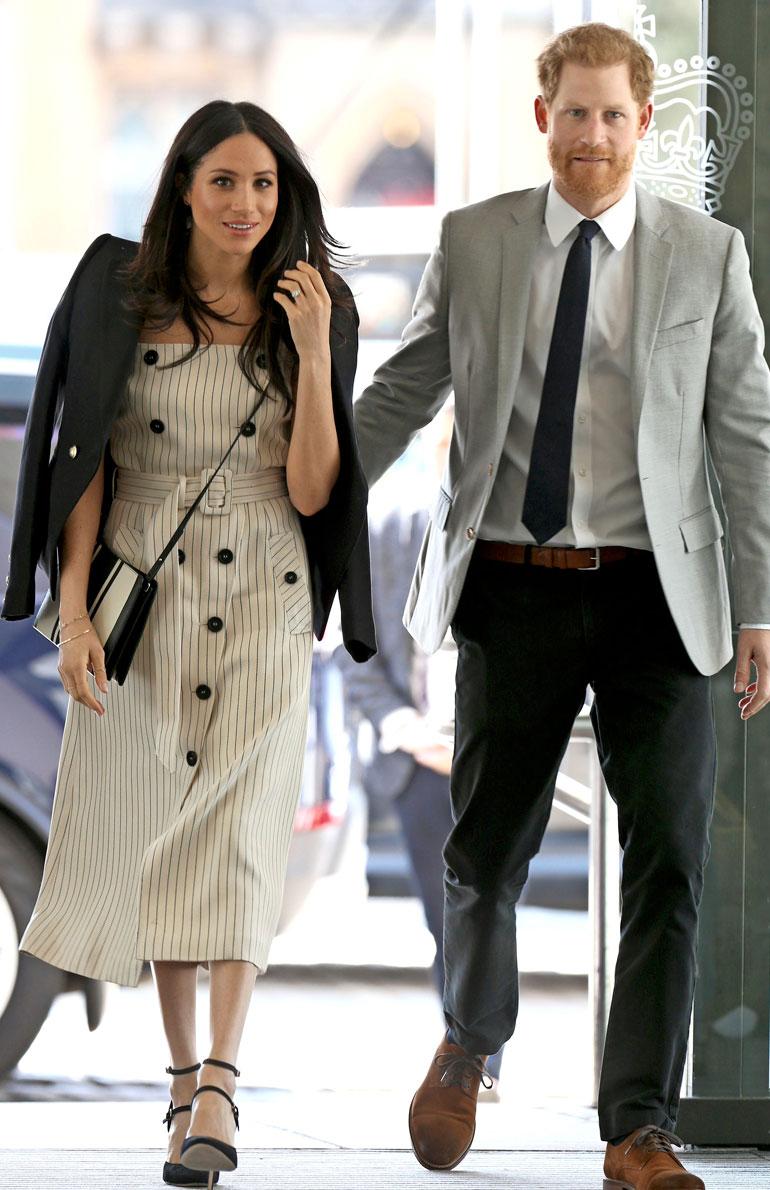 Meghan Markle ja Ison-Britannian prinssi Harry