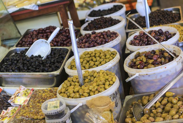 oliivit hania