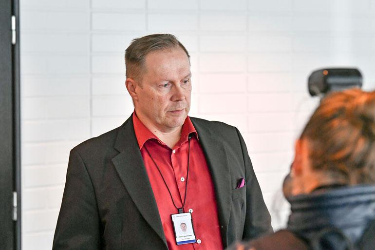 Kimmo Huhta-aho tutkii Raimo Anderssonin henkirikosta. Hänen mukaansa asiasta ei ole uutta kerrottavaa ennen kesää.
