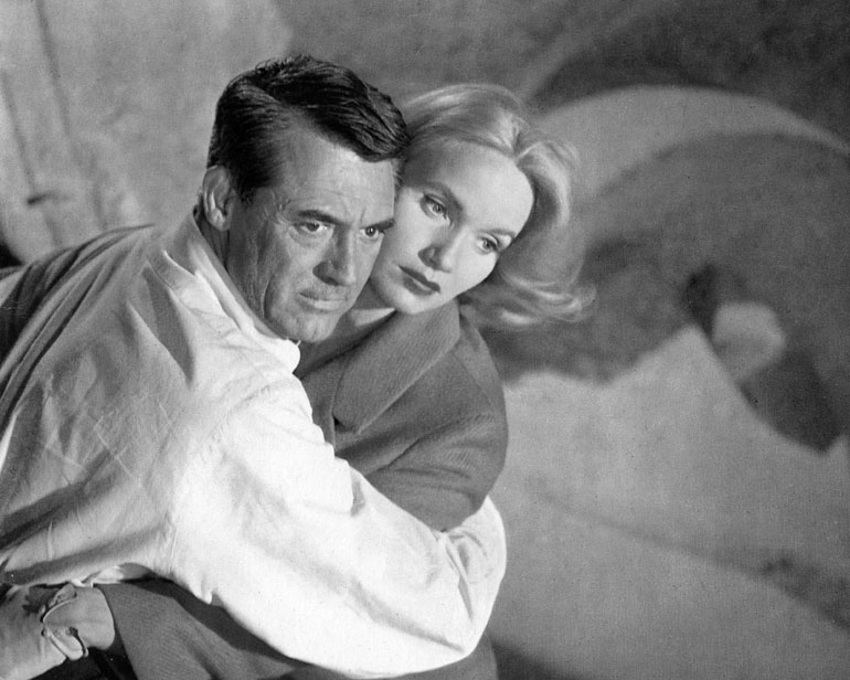 Cary Grant ja Eva Marie Saint