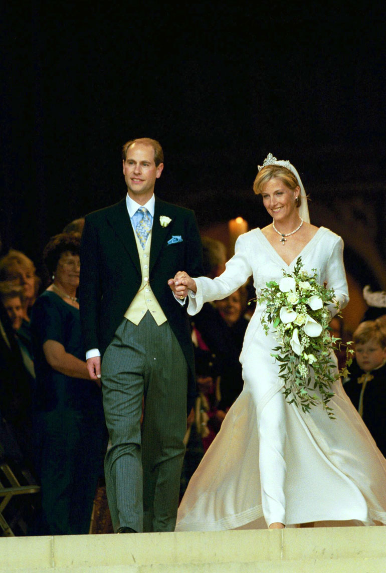 Prinssi Edward ja kreivitär Sophie