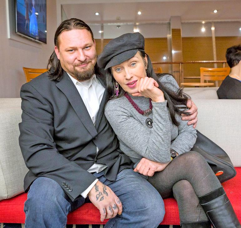 Saija ja Sauli Pöppönen tapasivat loppuvuonna 2016. Pariskunta ehti seurustella reilun vuoden ennen kuin he erosivat maaliskuussa 2018.
