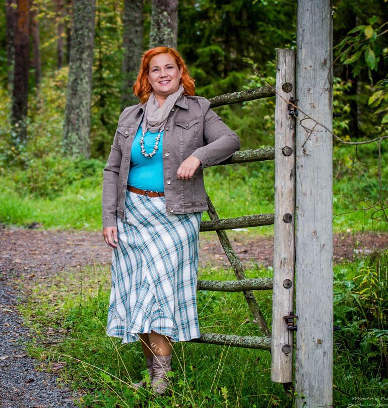 – Ennen jaksoin kävellä vain 400 metriä puiston ympäri, nyt juoksen pitkiä hikilenkkejä. Vedän myös lattari mix -tunteja, ennen 103 kg painanut Eija-Liisa kertoo.