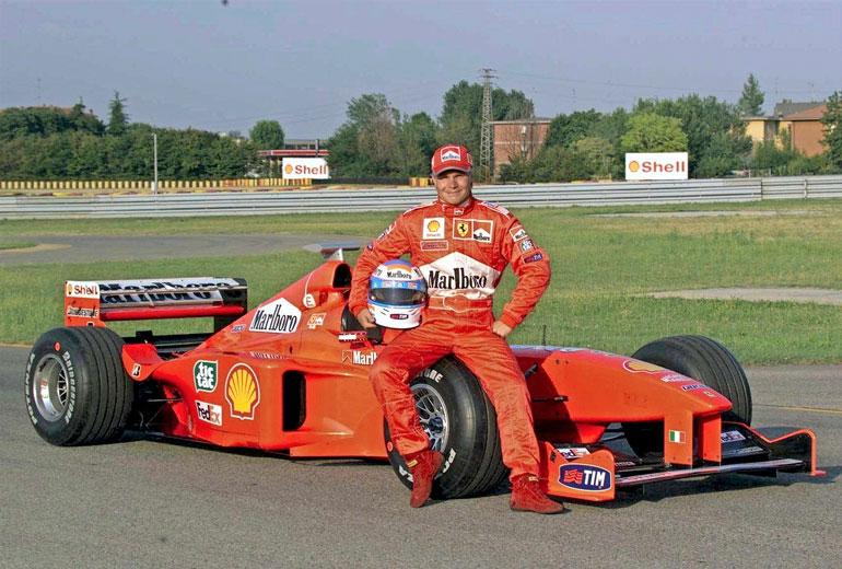 Mika lopetti formulauransa vuonna 2002.