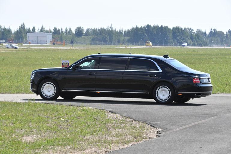 Putinin auto