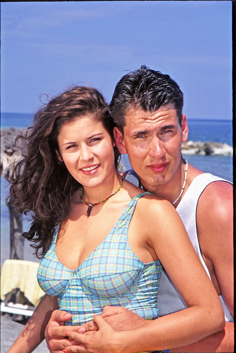 Seiska lennätti Marian ja hänen silloisen poikaystävänsä Johanin lemmenlomalle Jamaikalle keväällä 1997.