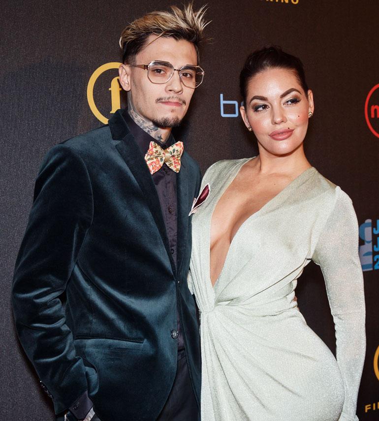 Mikael Gabriel ja Triana-rakas.