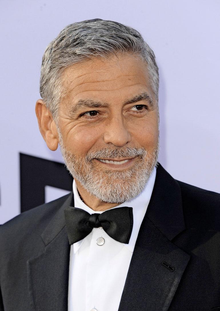 Hurmurinäyttelijä George Clooneystä tulee kuninkaallinen kummi, kun sen aika on.