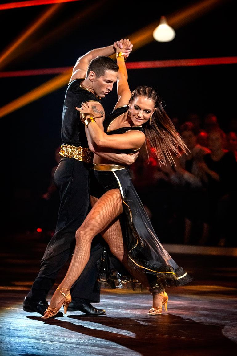 Nyrkkeilijä Edis Tatli ja Katri Mäkinen kuuluvat Tanssii tähtien kanssa -kisan ennakko-suosikeihin.
