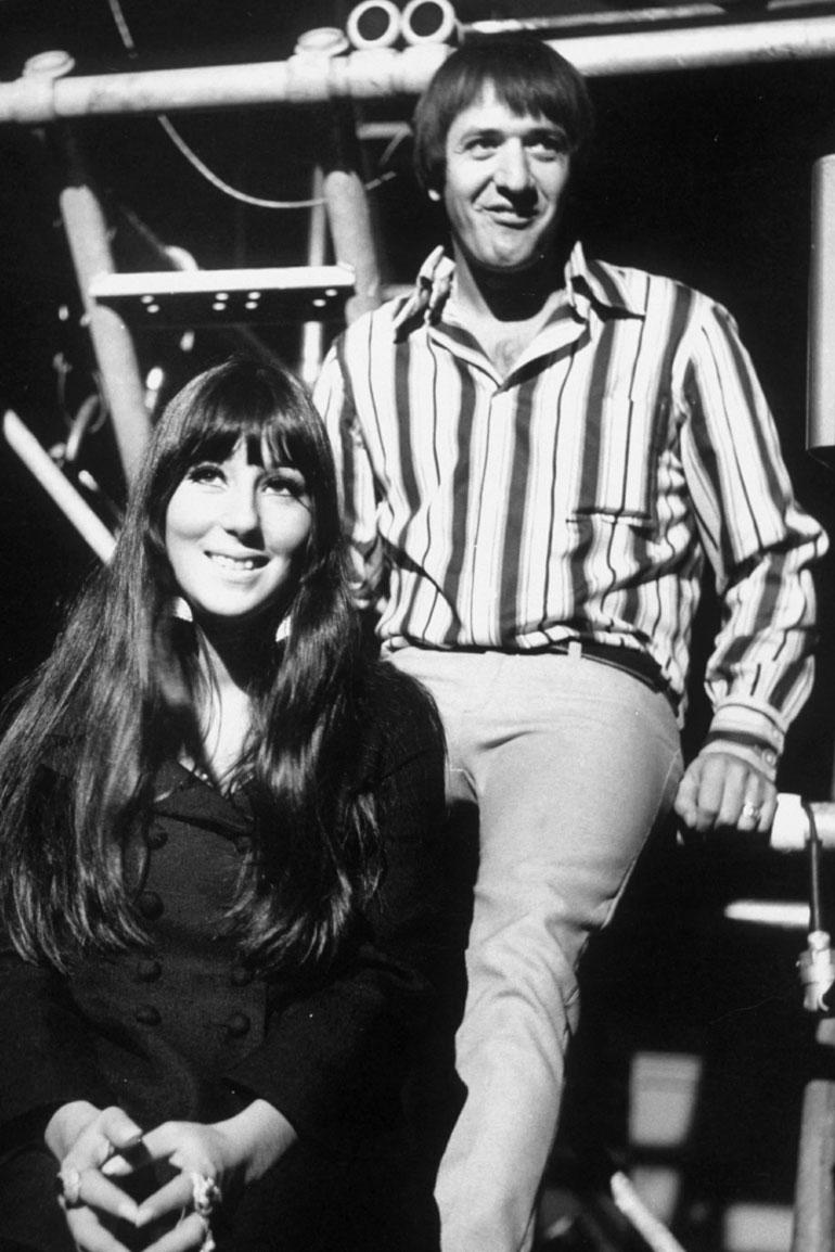 Cher ja Sonny Bono