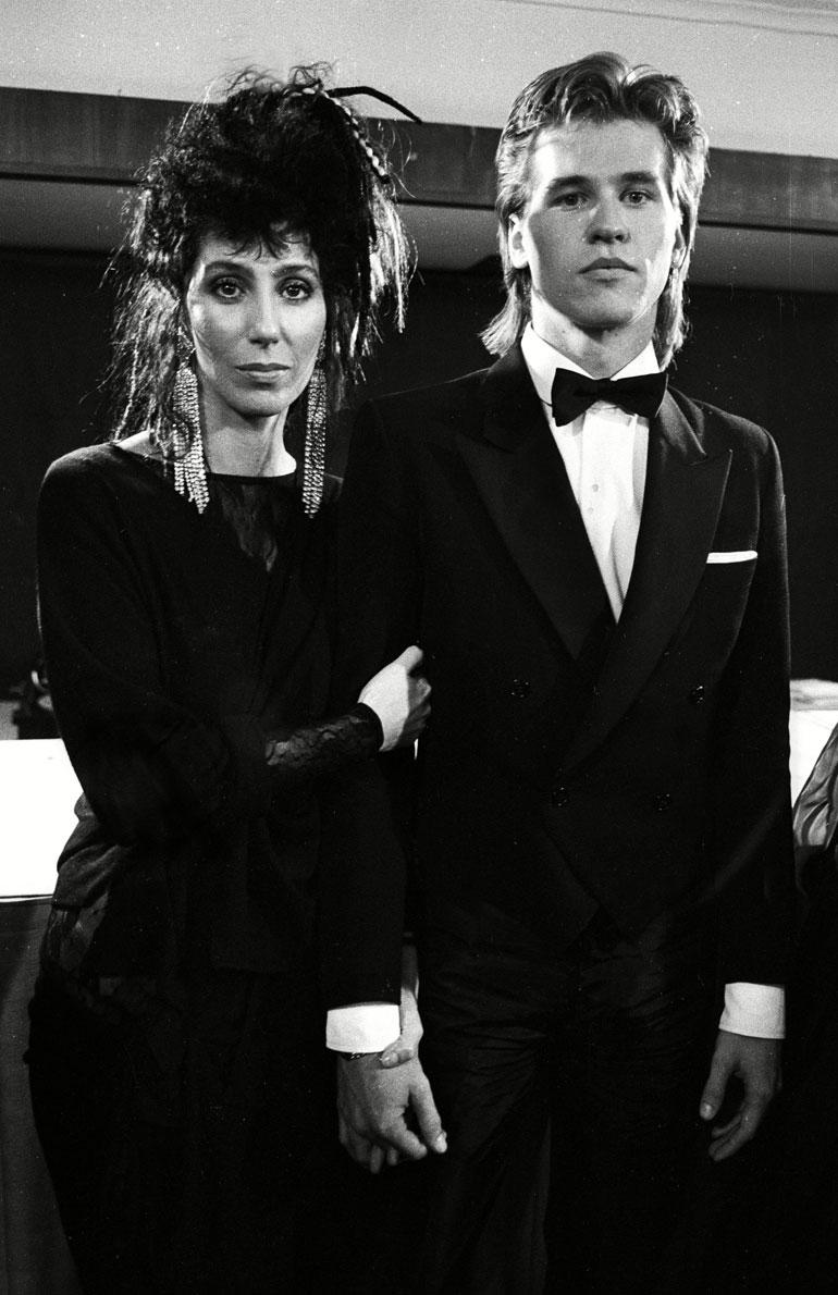 Cher ja Val Kilmer