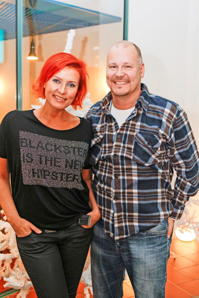 Janne seisoi Hanna-Riikan tukena tämän syöpätaistelussa.