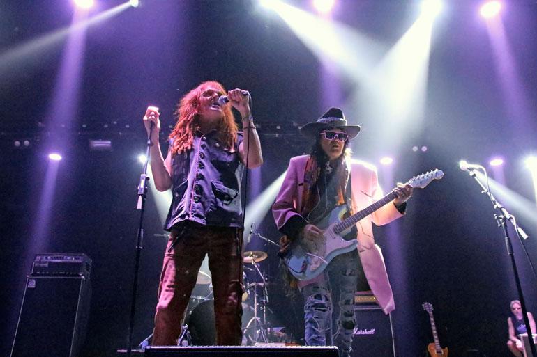 Vanhat sedät jaksavat jorata, mistä saatiin näyte lokakuussa Fugefesteillä. Keikka toimi varaslähtönä yhtyeen 40-vuotisjuhlakiertueelle.