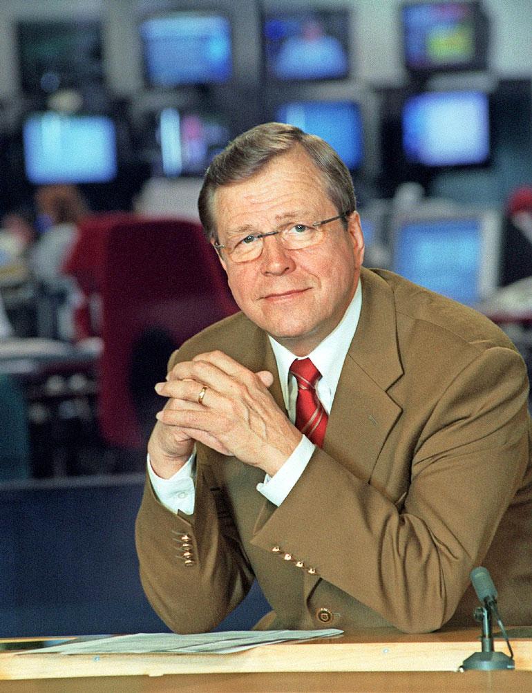 Arvi Lindin viimeinen uutislähetys nähtiin yli 15 vuotta sitten, 15. lokakuuta vuonna 2003.