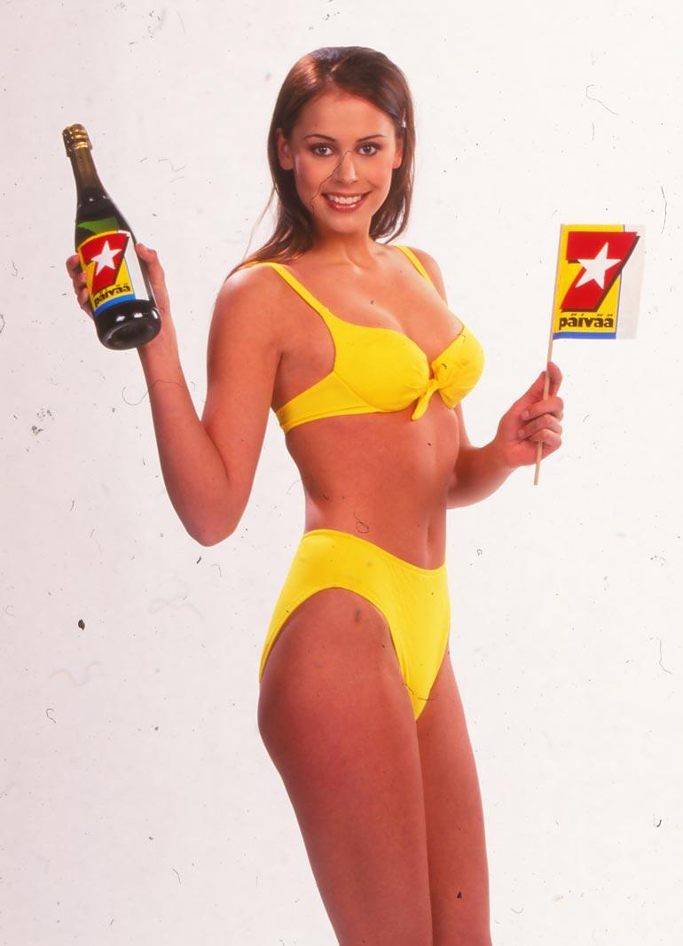 Jenni Dahlman vuonna 2000.