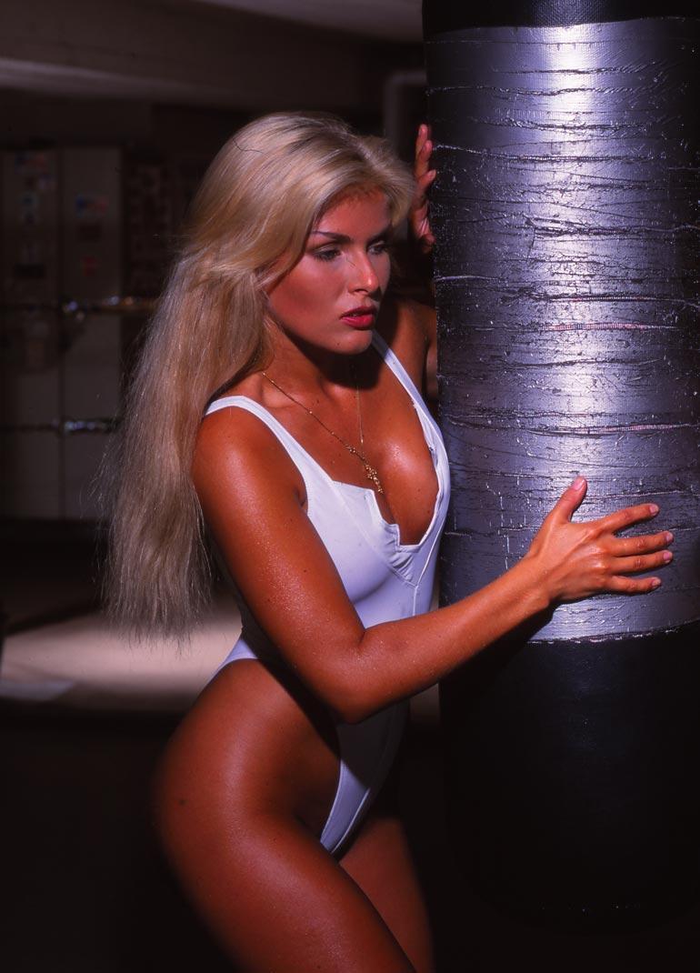 Tanja Vienonen vuonna 1994.
