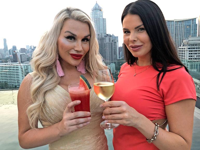 – Oli hienoa havaita, kuinka innoissaan ja onnellinen Sofia on leikkauksen jälkeen, Bangkokissa pari päivää viihtynyt ja paluumatkalla tukihenkilönä olut kauneusyrittäjä Suvi Pitkänen hehkuttaa.