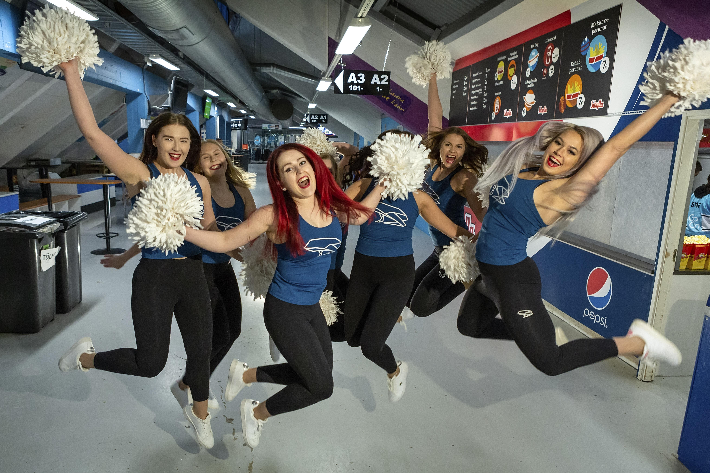 Dance Girls on ollut Pelicansin tavoin suorastaan lennossa tällä kaudella.