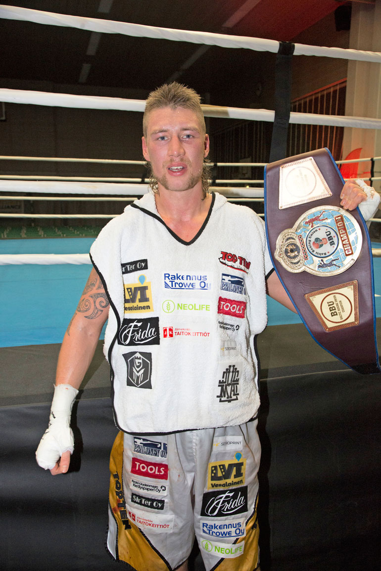 Vantaa Boxing Night
