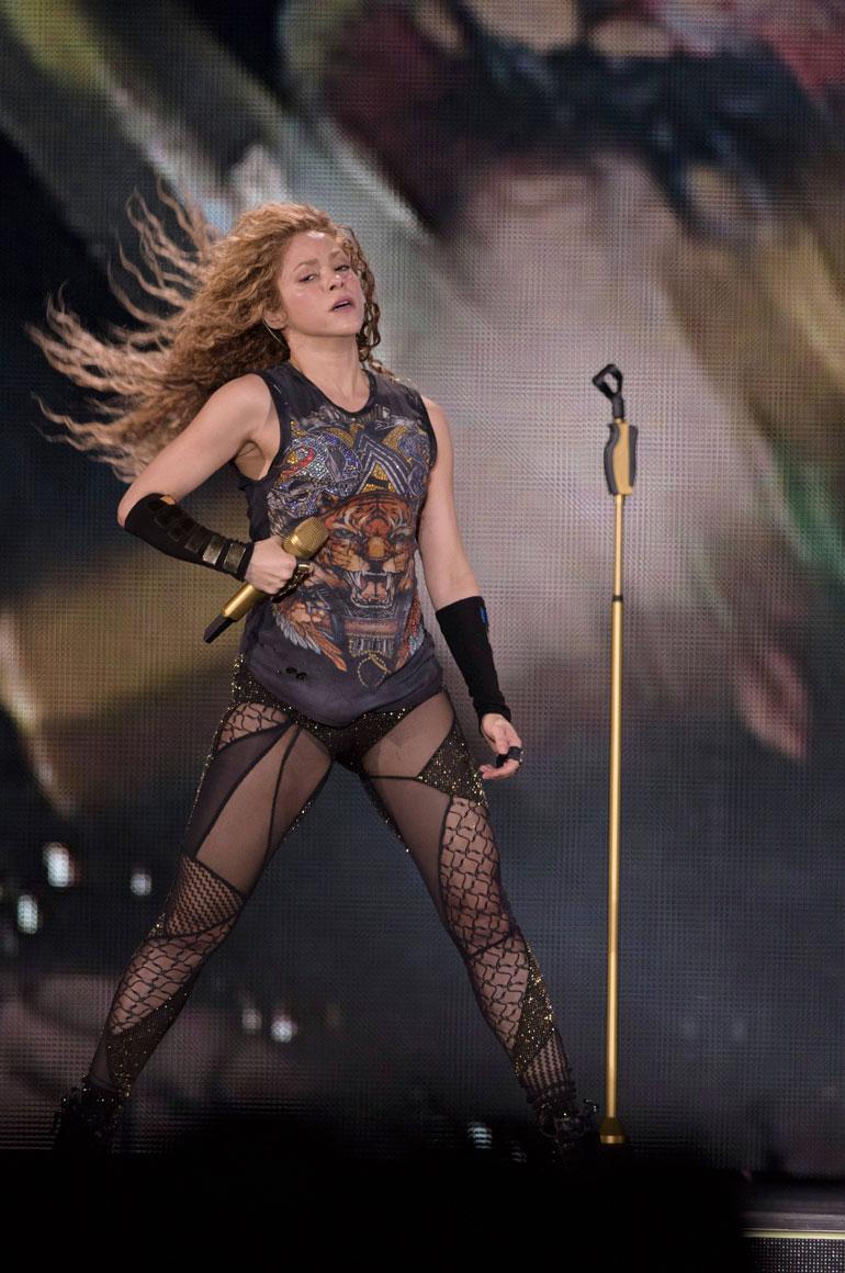 Meghan ei päässyt Shakiran videolle.