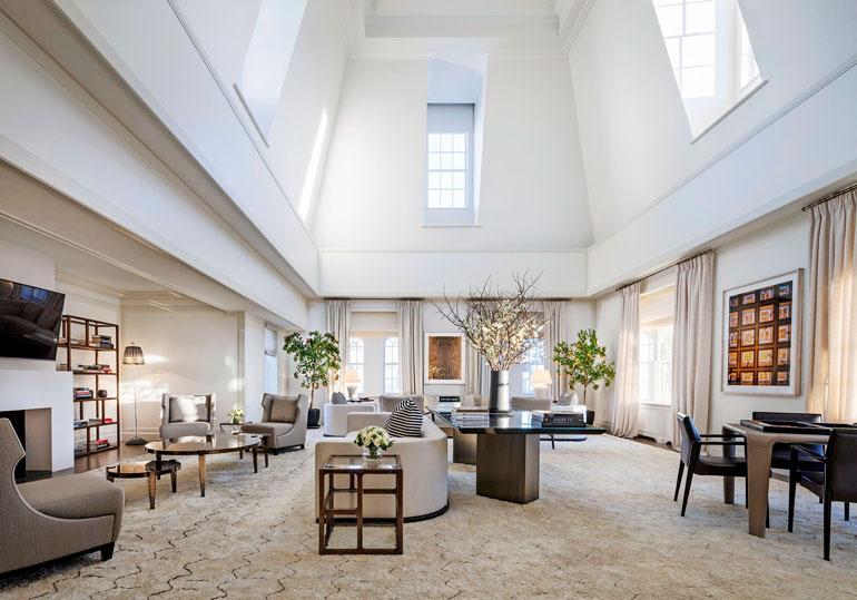 Mark-hotellin sviitin kerrotaan olevan koko Yhdysvaltojen kallein hotellihuone.