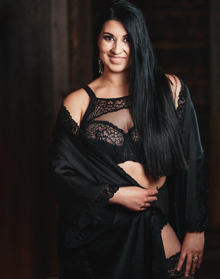 Anu Mod, Miss Plus Size 2019.