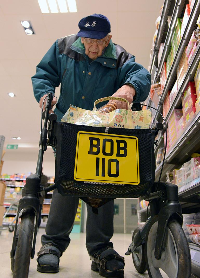 bob 111 vuotta kohta!