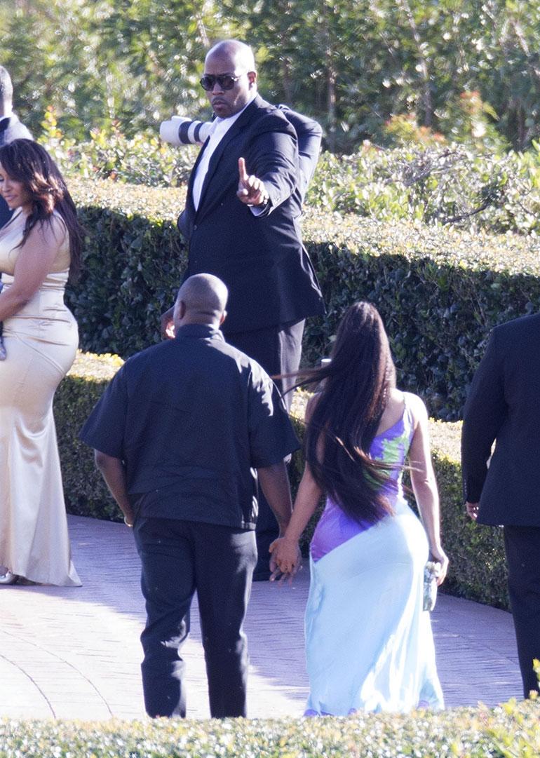 Kanye West ja Kim Kardashian