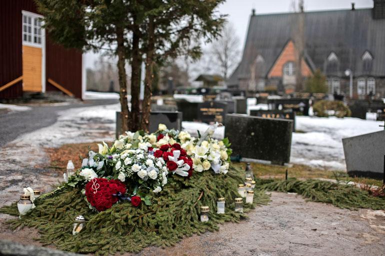Olli lindholm hauta