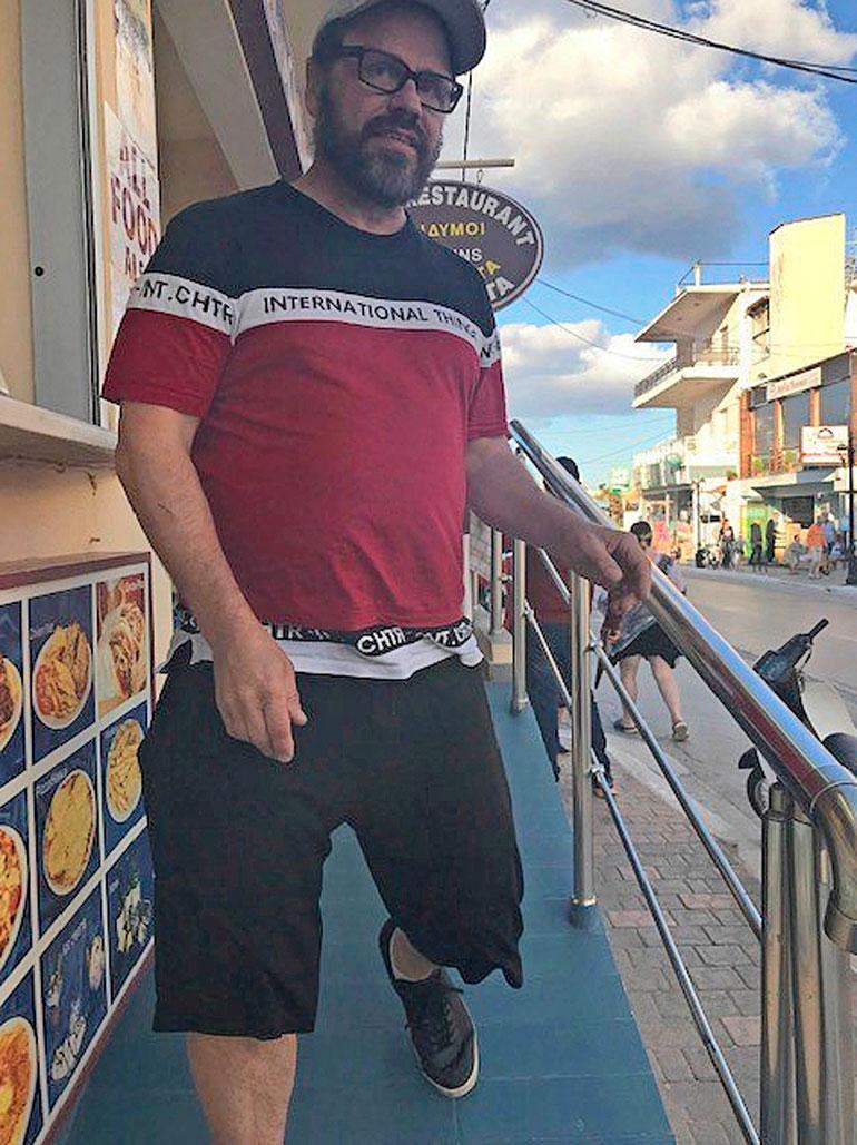 Teuvo Loman Kreikassa