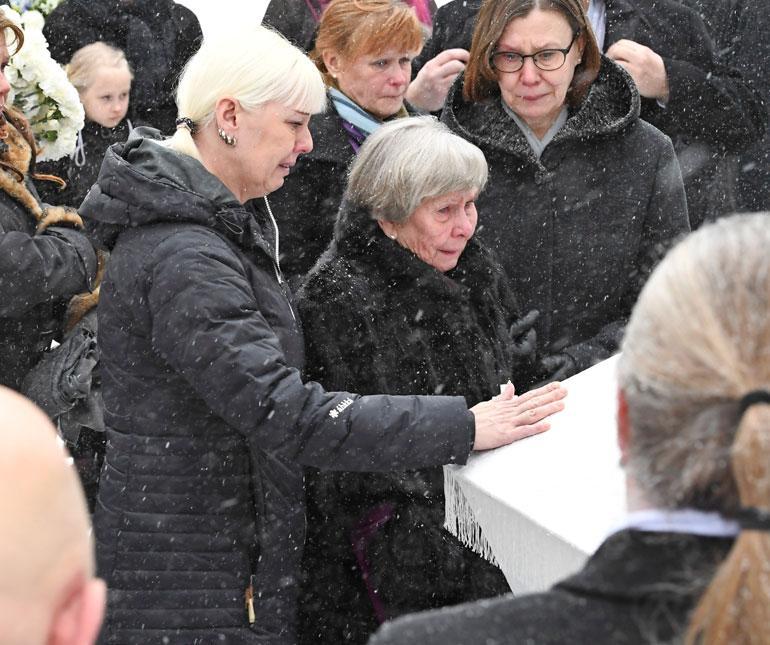 Pia Viheriävaara Kuolinsyy