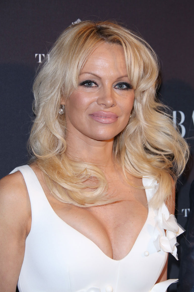 Kirjassa kerrotaan Matin kohtaamisesta Pamela Andersonin kanssa.