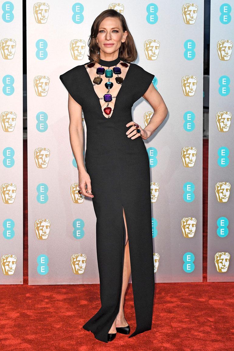 Cate Blanchett vuonna 2019.