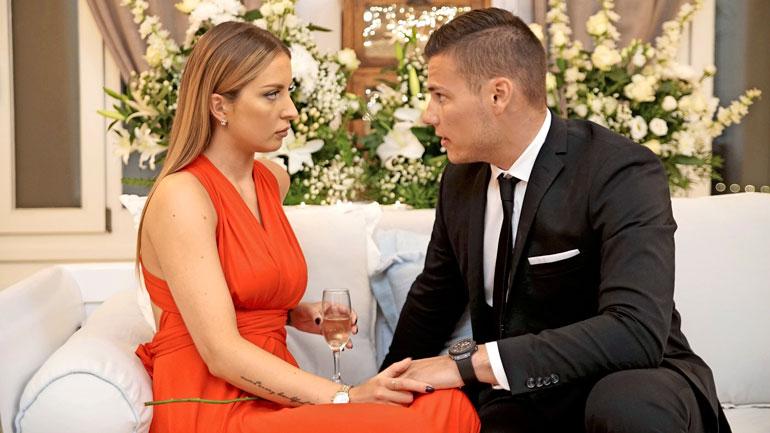 Christoffer valitsi viimeisessä jaksossa kumppanikseen Marian.
