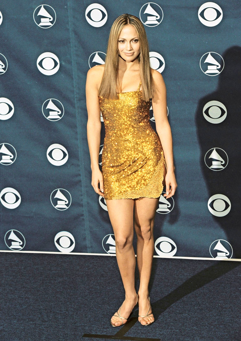 Jennifer Lopez vuonna 1999.