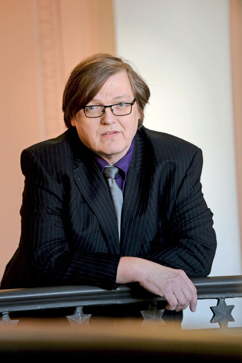 Tutkija Jari Louhelainen ratkaisi Viiltäjä- Jackin mysteerin vuonna 2014.
