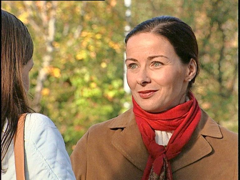 Johanna Nurmimaa näytteli Salatuissa elämissä vuosina 2004–2014.