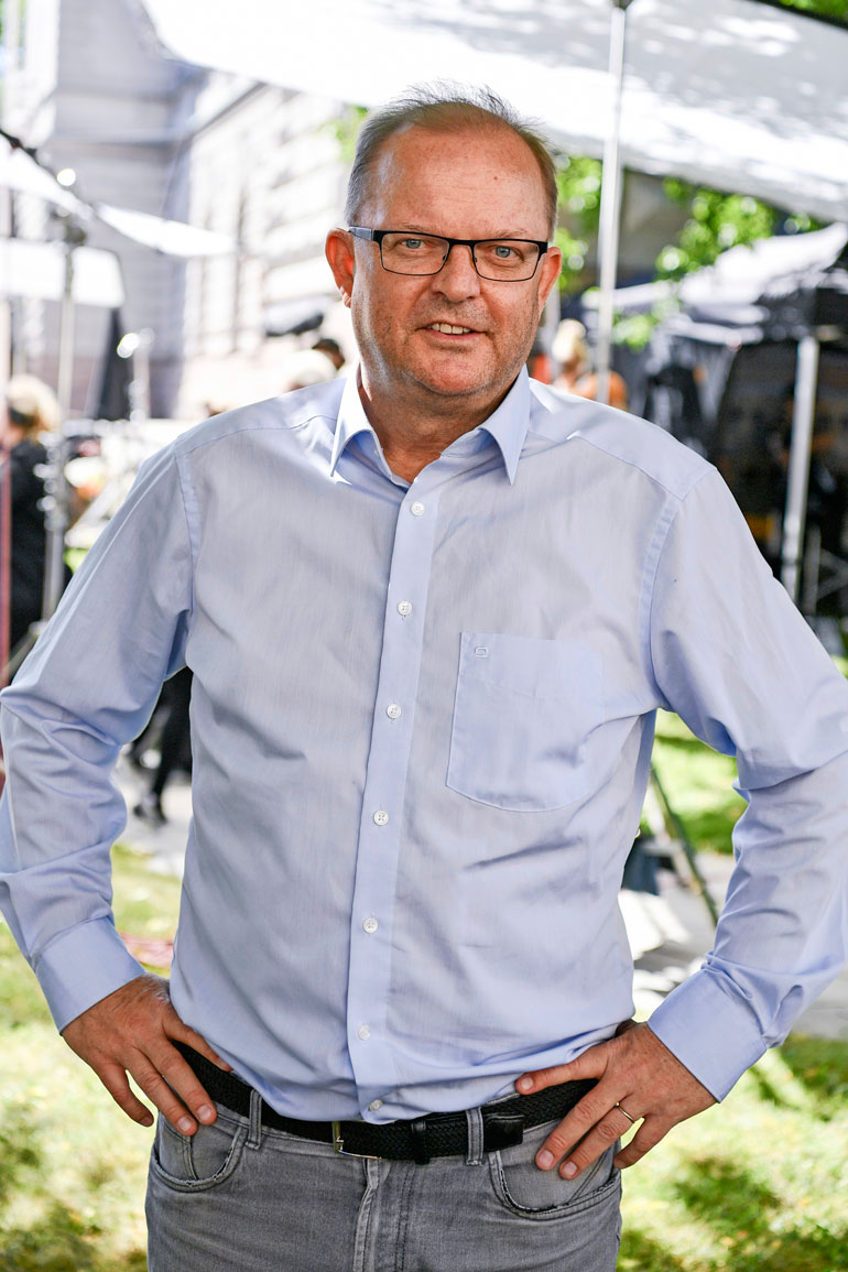 Tuottaja Risto Salomaa painottaa elokuvan turvallisuutta. – Vanhemmilla on takuu siitä, että Risto Räppääjä -elokuvan voi mennä katsomaan ilman vanhempiakin. Siinä ei ole mitään uhkakuvaa.