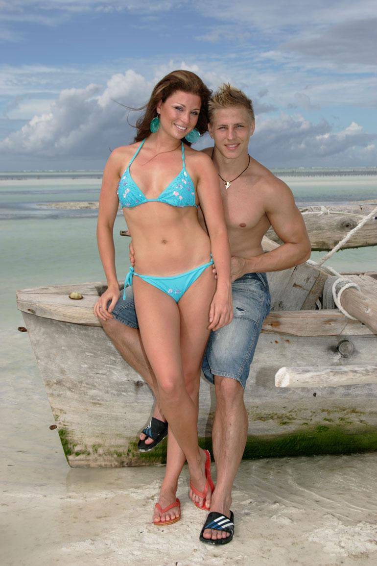 Markuksen ex-rakas Julita Airaksinen muistetaan myös Miss Suomi -kilpailusta.