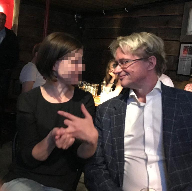 Mikael Jungner on vaikuttanut muun muassa Liike nyt -puolueessa, jonka lisäksi hänet tunnetaan viestintätoimisto Kreabin toimistusjohtajana.