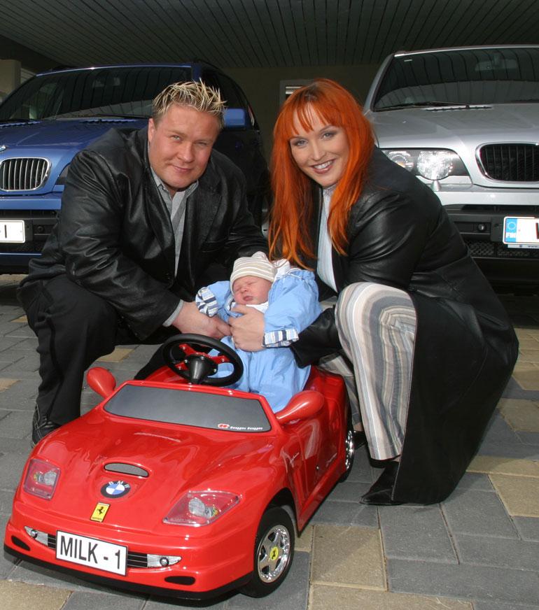 Petteri ja Jutta Jussila avioituivat vuonna 2002. Heidän yhteinen poikansa Max syntyi 2003. Avio-onnea kesti vain pari vuotta.
