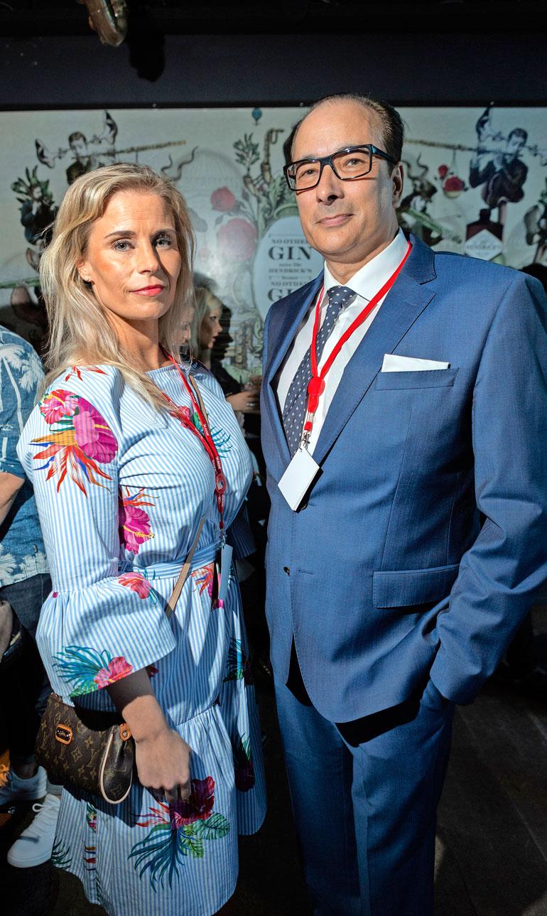 Hanna on Heikki Lampelan pitkäaikainen on–off-rakas, mutta he eivät enää seurustele.