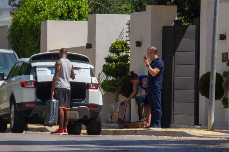  Sofian ja Nikon ökykotiin tehtiin kotietsintä liittyen rikosepäilyihin. Talossa on jopa 700 asuinneliötä.